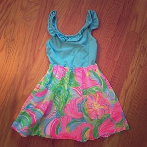 Lilly Pulitzer dress 4/5